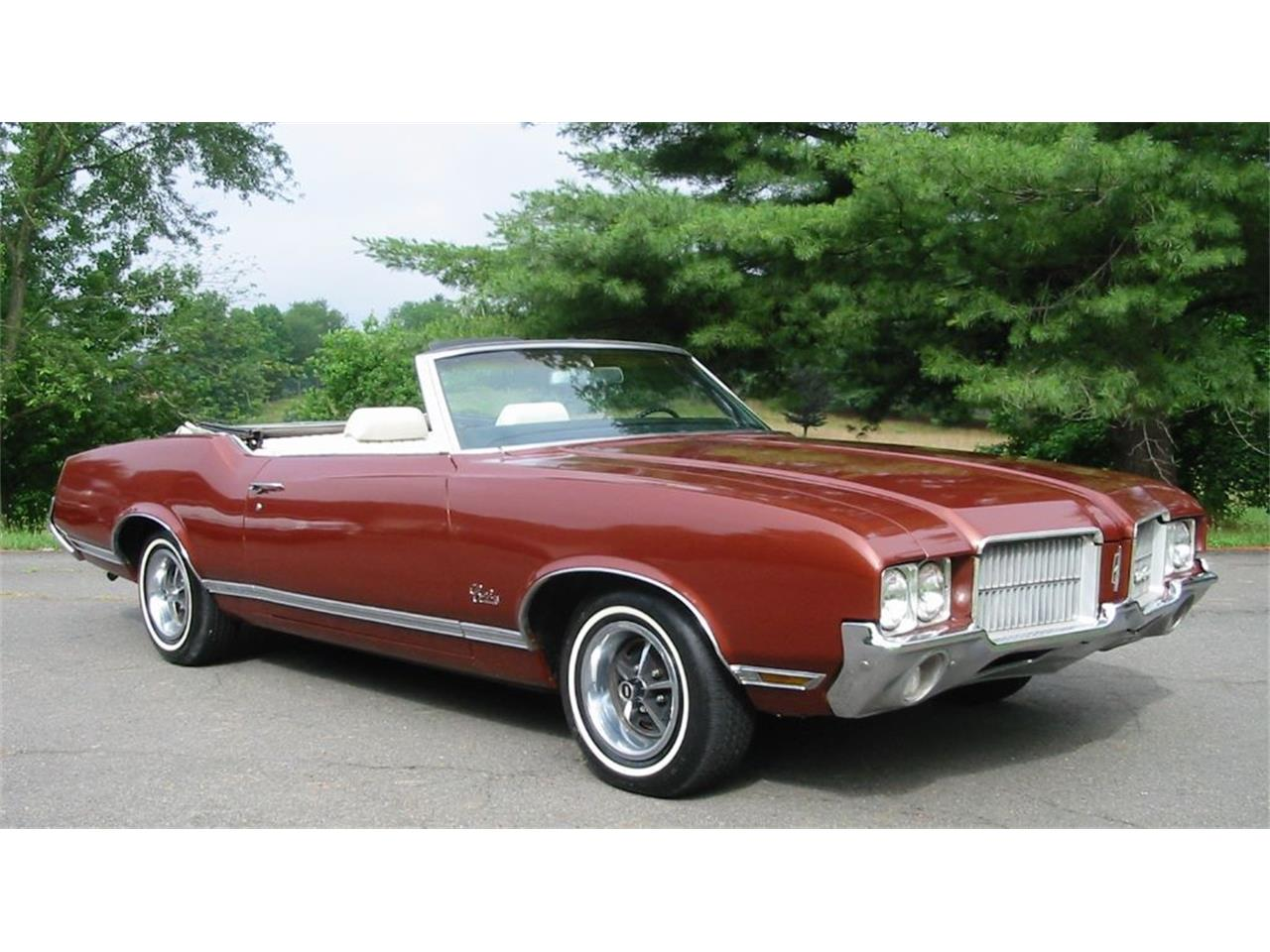 Large Picture of 1971 Oldsmobile Cutlass Supreme - $29,500.00 Offered by Champion Pre-Owned Classics - L1WX