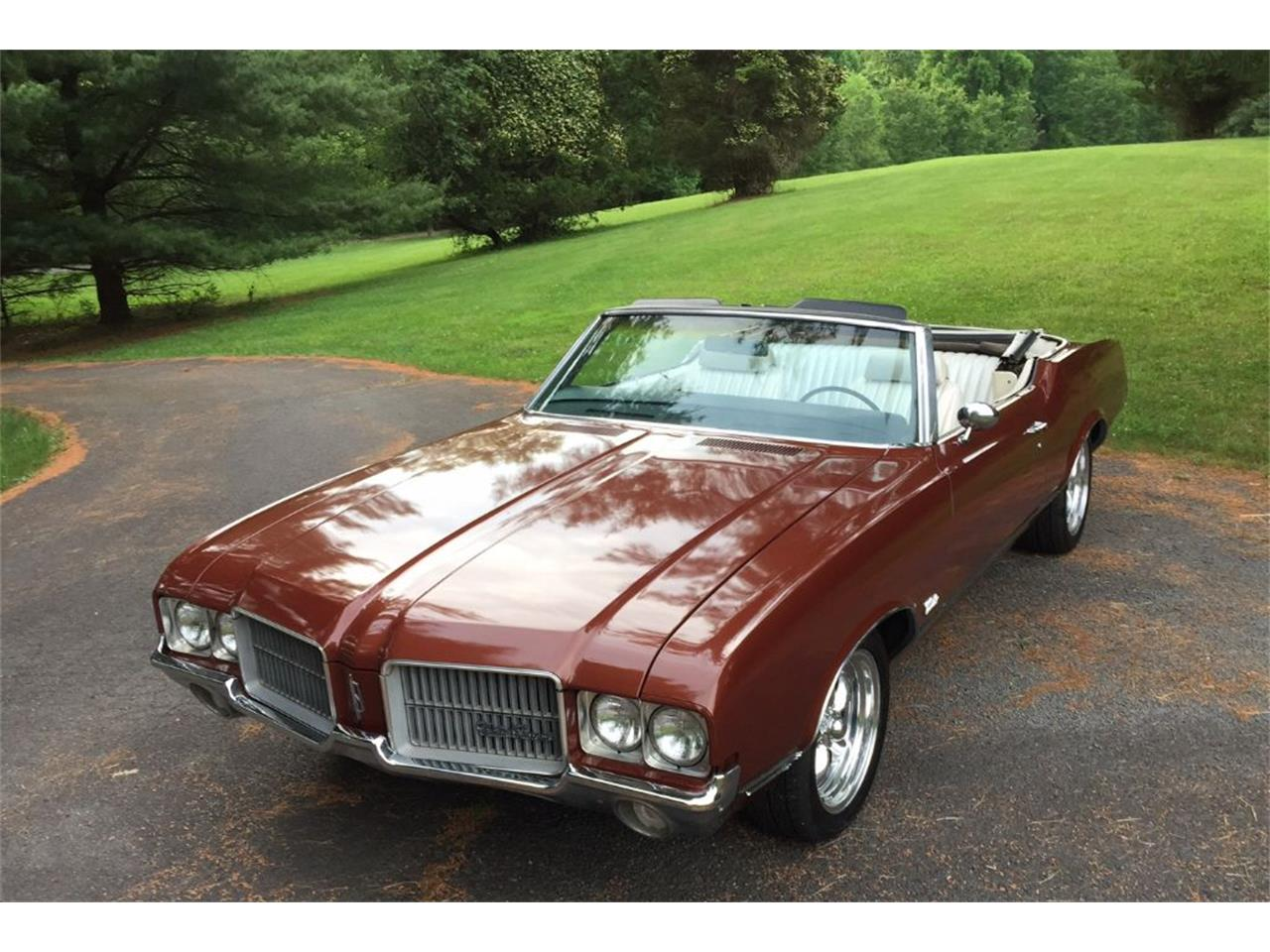 Large Picture of 1971 Cutlass Supreme - L1WX
