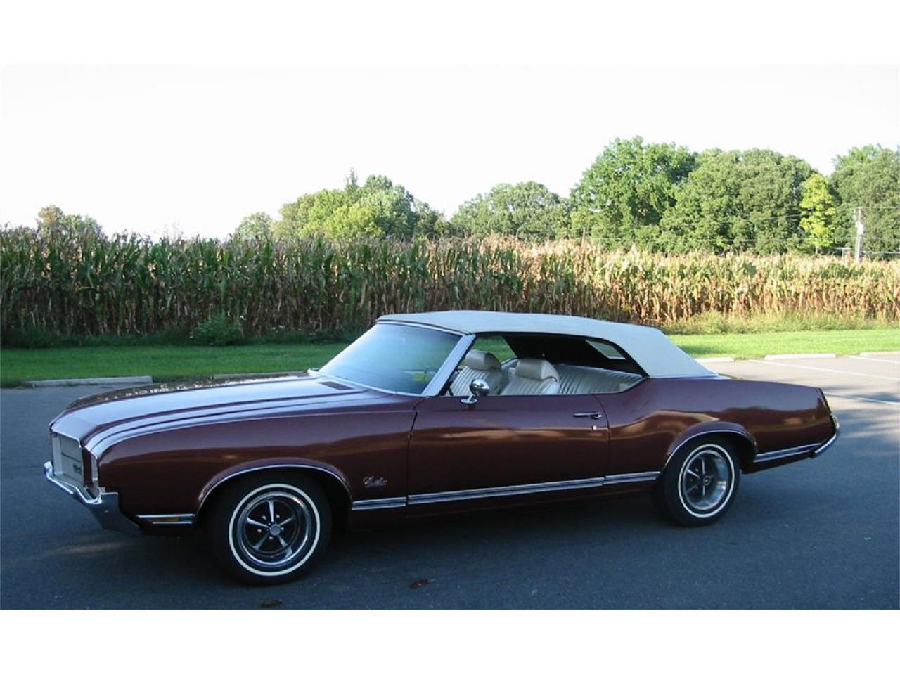Large Picture of Classic 1971 Cutlass Supreme located in Harpers Ferry West Virginia - $29,500.00 Offered by Champion Pre-Owned Classics - L1WX