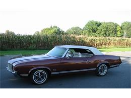Picture of Classic 1971 Oldsmobile Cutlass Supreme located in Harpers Ferry West Virginia Offered by Champion Pre-Owned Classics - L1WX
