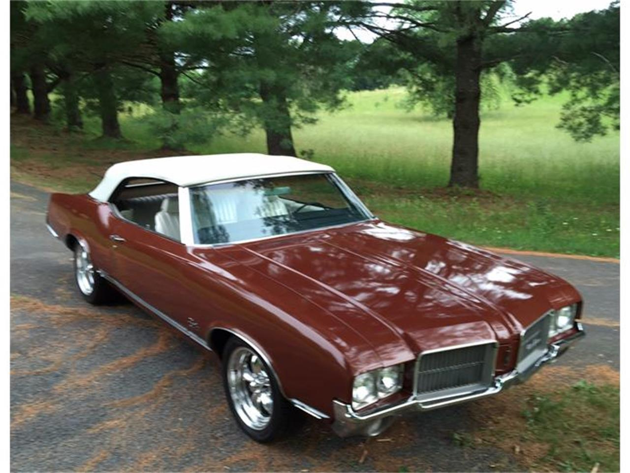 Large Picture of Classic 1971 Oldsmobile Cutlass Supreme - $29,500.00 - L1WX