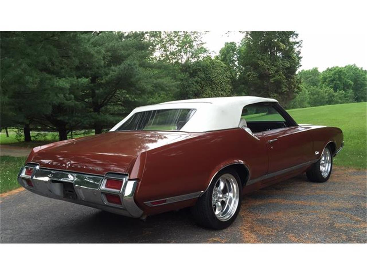 Large Picture of '71 Oldsmobile Cutlass Supreme - $29,500.00 - L1WX