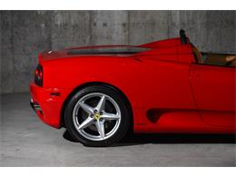 Picture of '01 Ferrari 360 located in New York Auction Vehicle - L0CM
