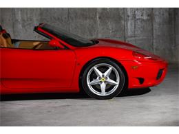 Picture of 2001 Ferrari 360 Auction Vehicle Offered by Ryan Friedman Motor Cars  - L0CM
