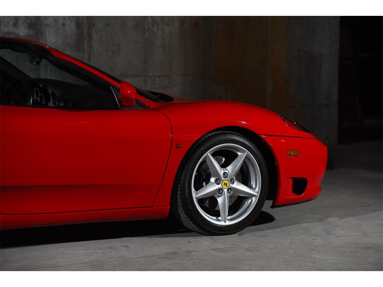Large Picture of '01 Ferrari 360 located in Valley Stream New York Auction Vehicle Offered by Ryan Friedman Motor Cars  - L0CM