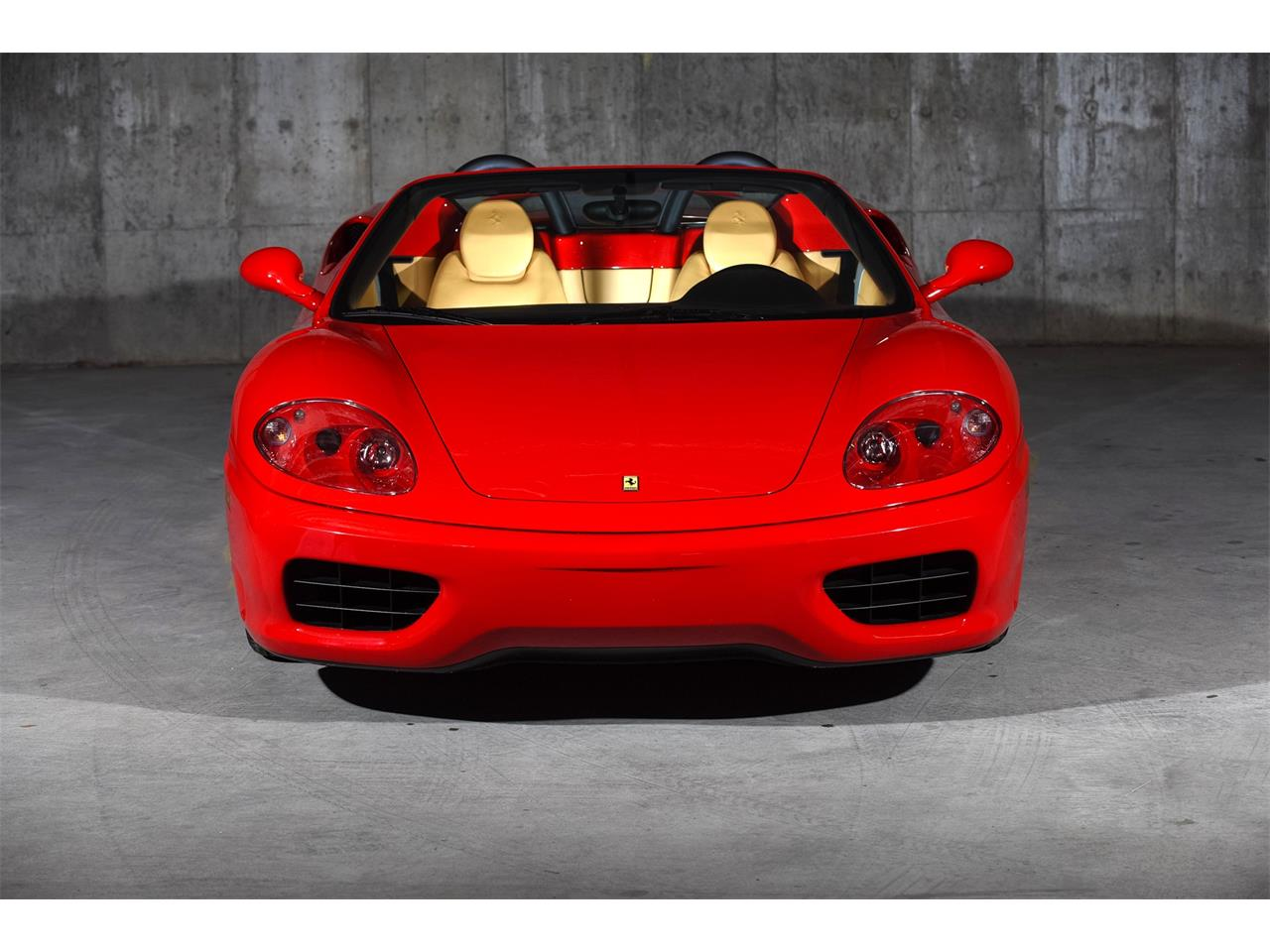 Large Picture of '01 Ferrari 360 located in New York Auction Vehicle - L0CM