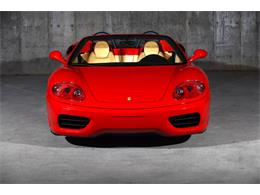 Picture of '01 360 Auction Vehicle Offered by Ryan Friedman Motor Cars  - L0CM