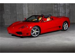 Picture of '01 360 located in Valley Stream New York Auction Vehicle Offered by Ryan Friedman Motor Cars  - L0CM