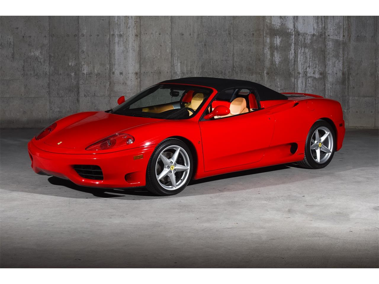 Large Picture of '01 Ferrari 360 located in New York Offered by Ryan Friedman Motor Cars  - L0CM