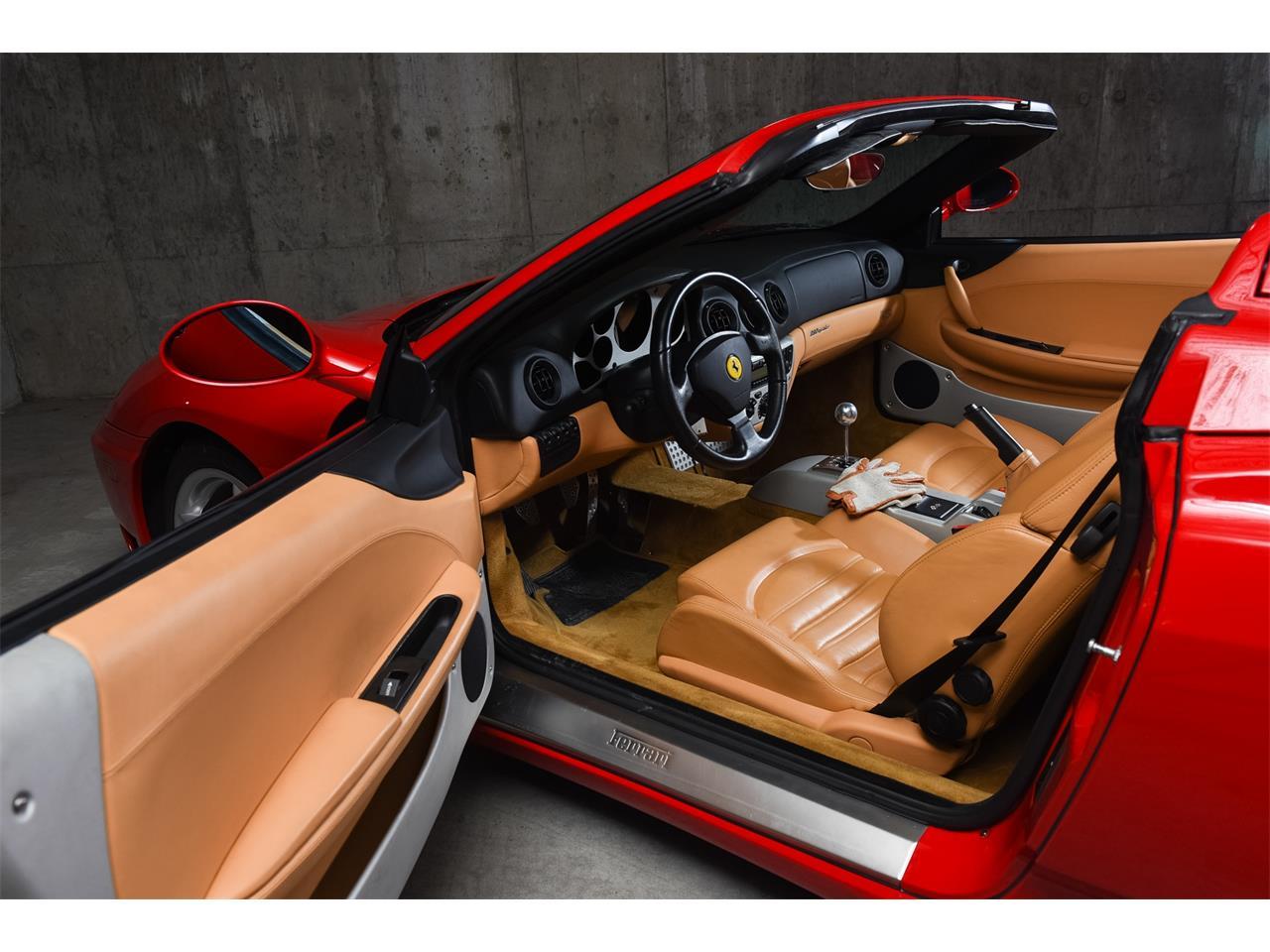 Large Picture of 2001 Ferrari 360 - L0CM