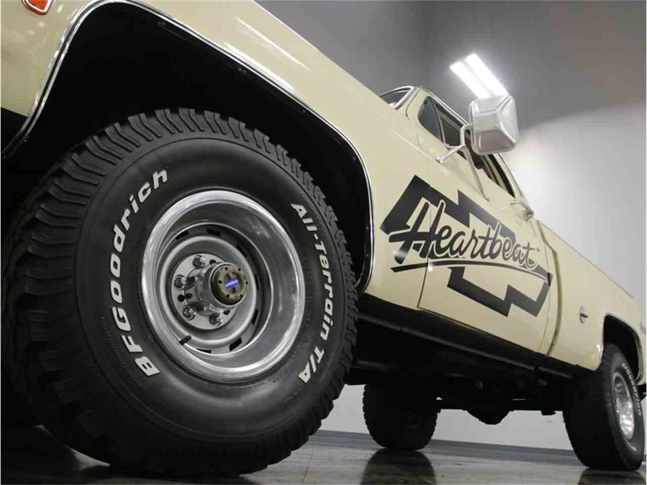 Large Picture of '78 Silverado - L1YI