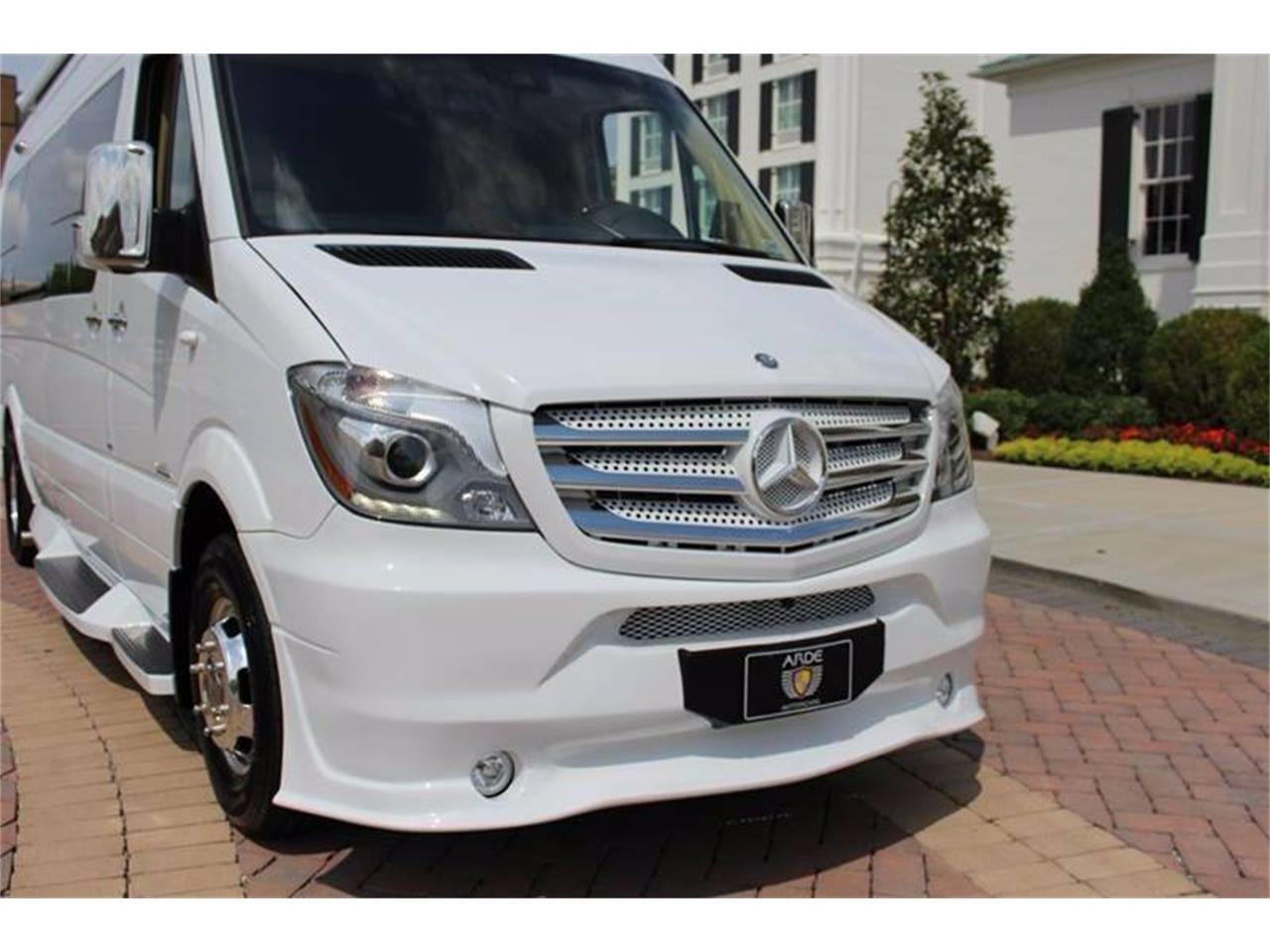 2016 Mercedes-Benz Sprinter Extended 3500 RV for Sale ...