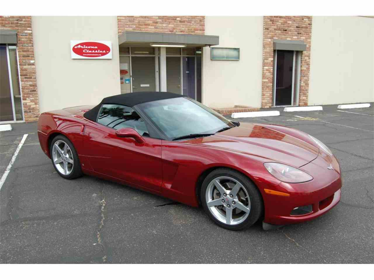 Large Picture of 2006 Corvette Offered by Arizona Classics - L1ZB