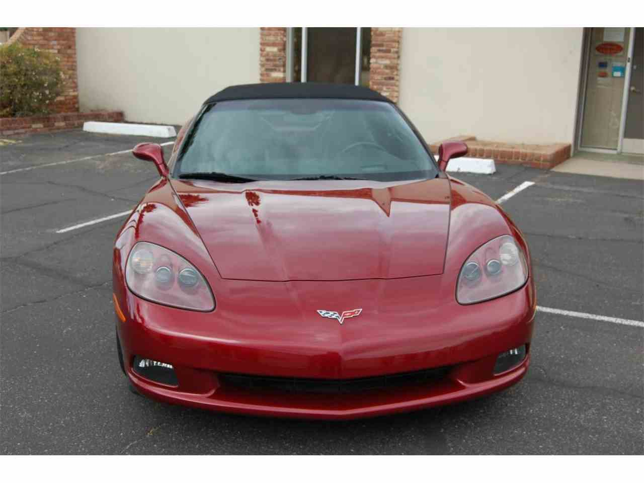 Large Picture of '06 Chevrolet Corvette located in Arizona - $25,499.00 Offered by Arizona Classics - L1ZB
