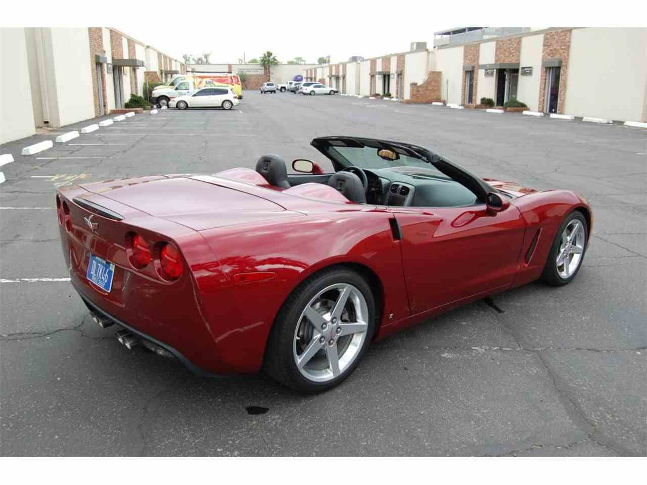 Large Picture of 2006 Corvette located in Tempe Arizona Offered by Arizona Classics - L1ZB