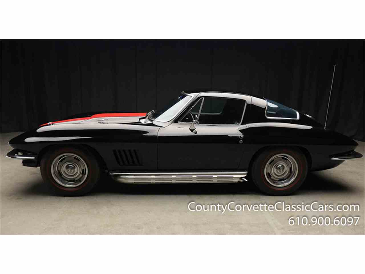 Large Picture of '67 Corvette - L1ZZ