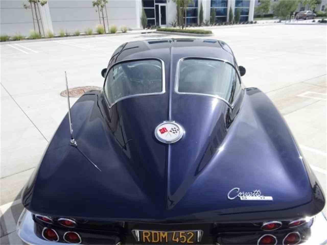 Large Picture of '63 Corvette - L201
