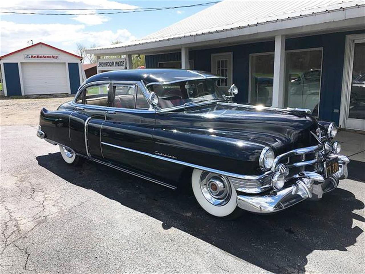 Large Picture of '50 Cadillac Series 62 located in New York Offered by AB Classic Cars - L21S