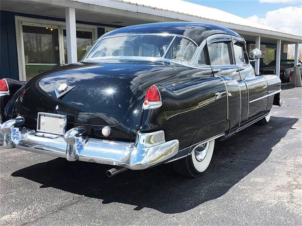 Large Picture of '50 Cadillac Series 62 located in Malone New York - L21S