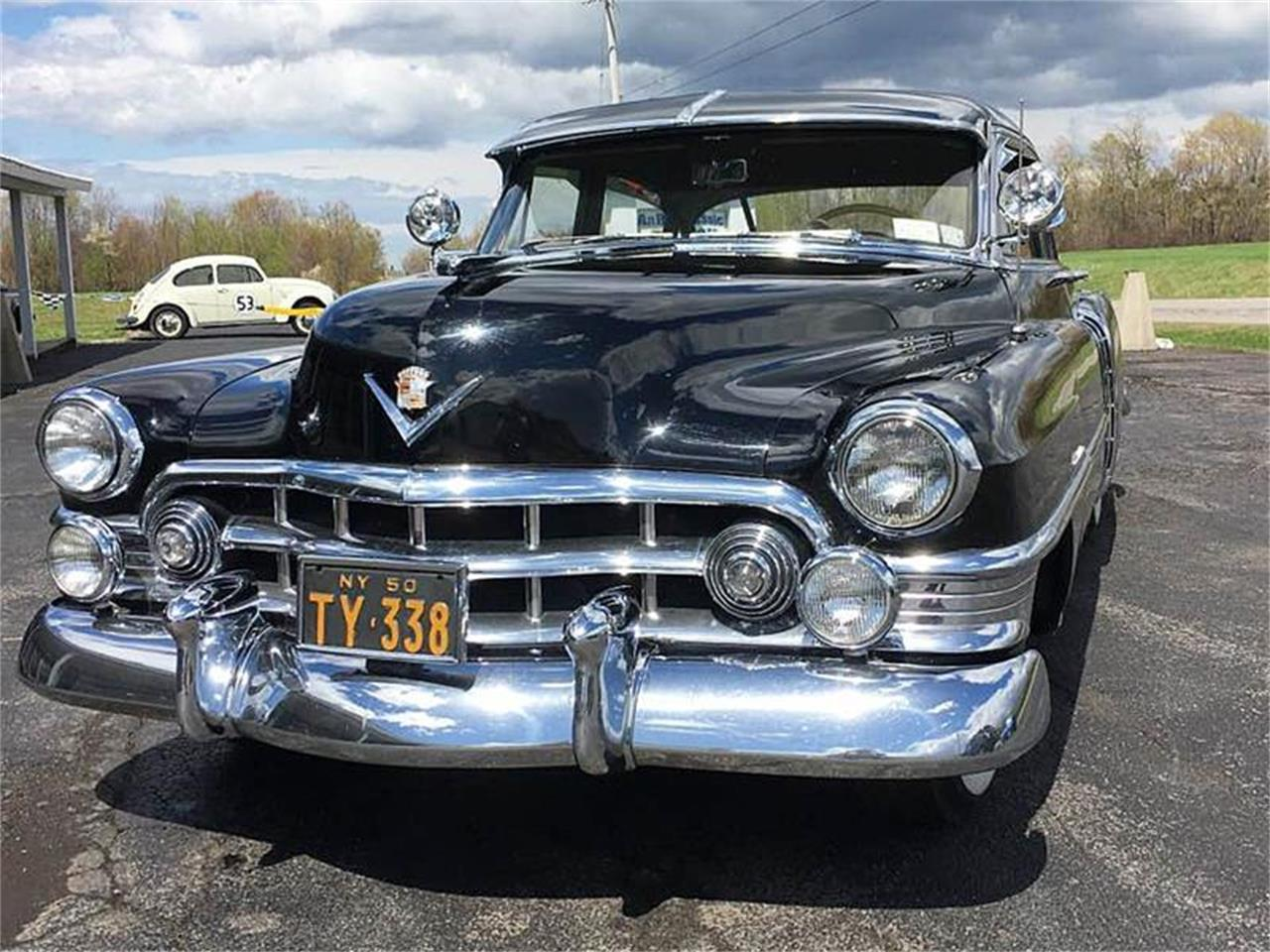 Large Picture of Classic '50 Cadillac Series 62 located in New York - L21S