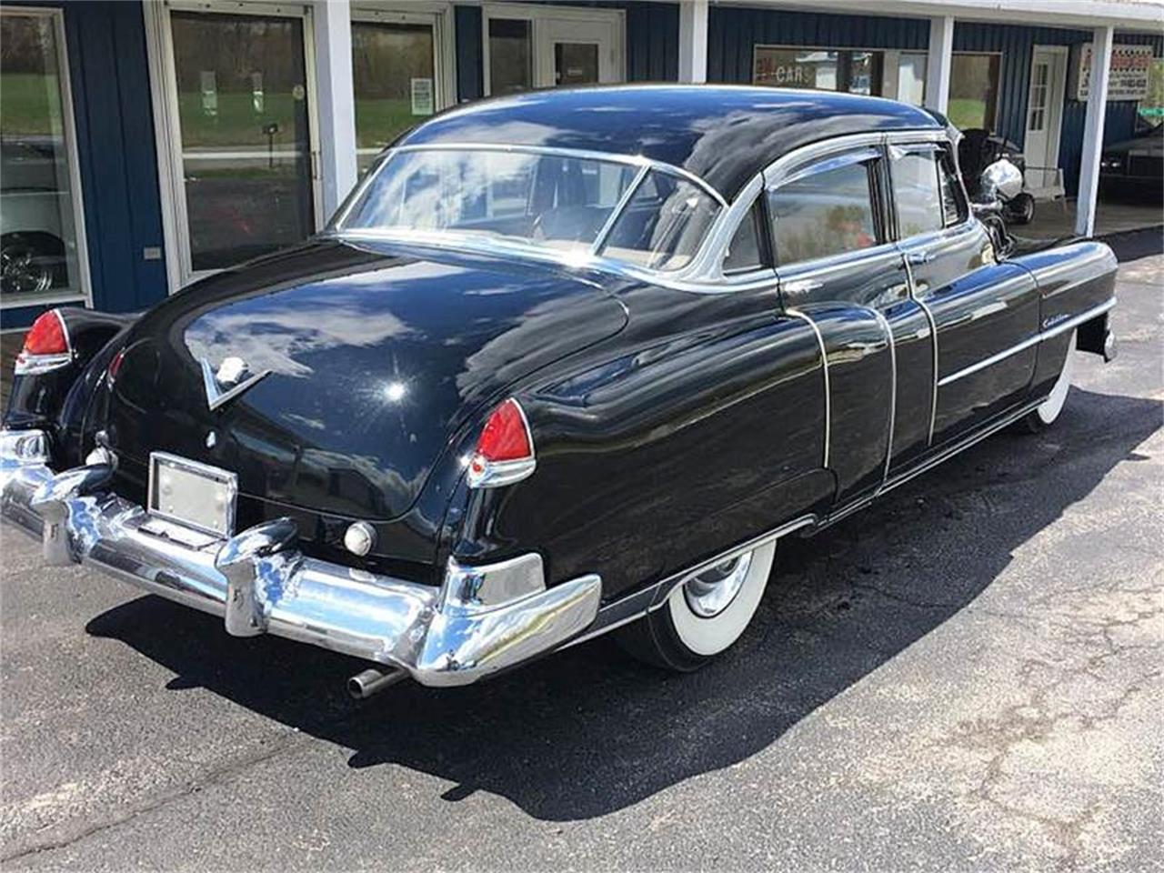 Large Picture of Classic 1950 Cadillac Series 62 - L21S