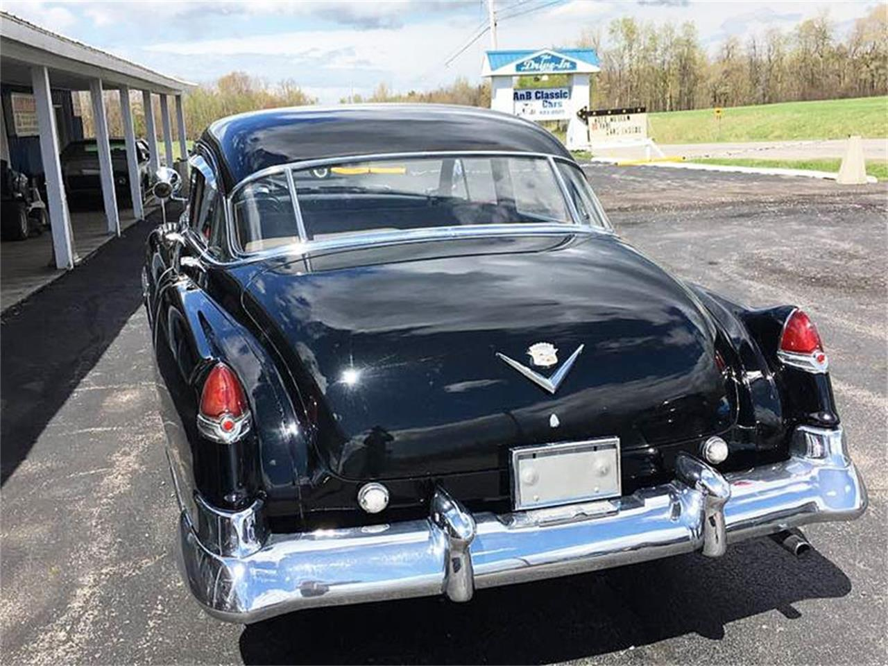 Large Picture of Classic 1950 Cadillac Series 62 Auction Vehicle Offered by AB Classic Cars - L21S