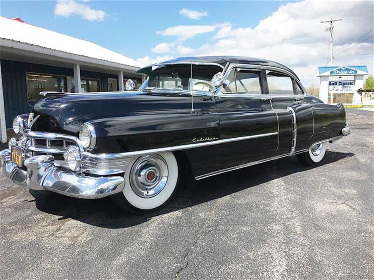 Large Picture of Classic '50 Cadillac Series 62 located in Malone New York Auction Vehicle - L21S
