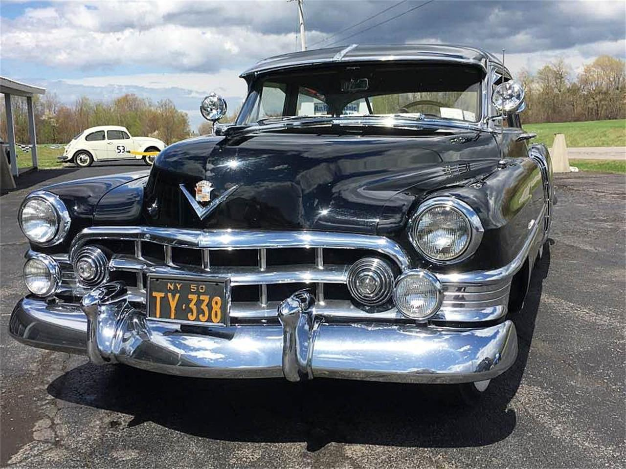 Large Picture of '50 Cadillac Series 62 located in Malone New York Auction Vehicle Offered by AB Classic Cars - L21S