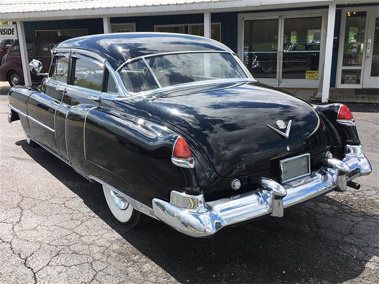 Large Picture of 1950 Cadillac Series 62 Auction Vehicle - L21S