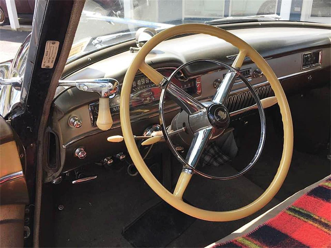 Large Picture of '50 Cadillac Series 62 located in New York Auction Vehicle Offered by AB Classic Cars - L21S
