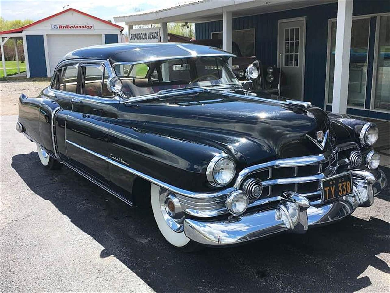 Large Picture of 1950 Cadillac Series 62 located in Malone New York Auction Vehicle Offered by AB Classic Cars - L21S