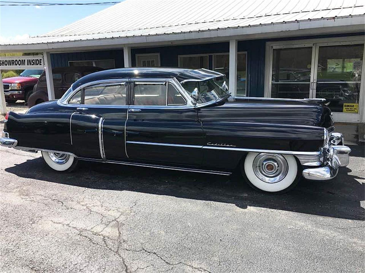 Large Picture of '50 Cadillac Series 62 located in New York - L21S