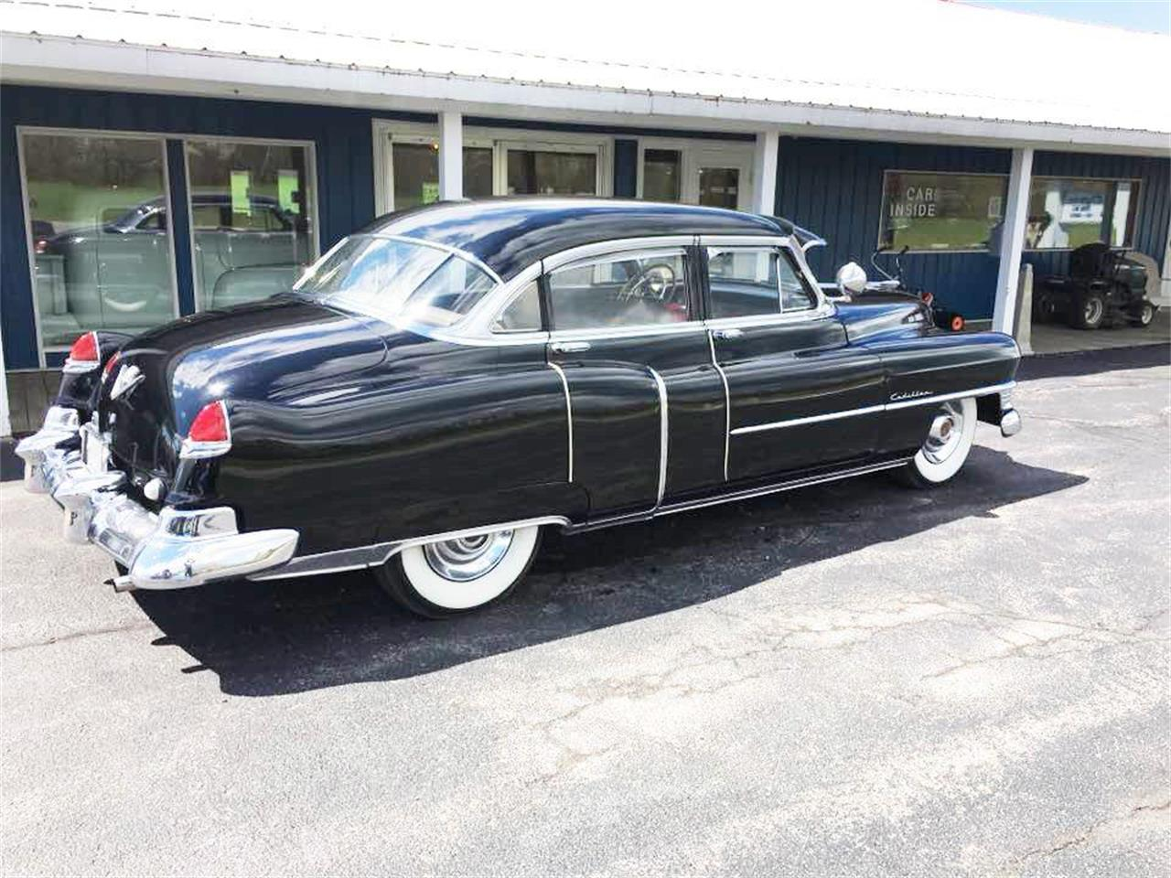 Large Picture of 1950 Cadillac Series 62 located in Malone New York - L21S