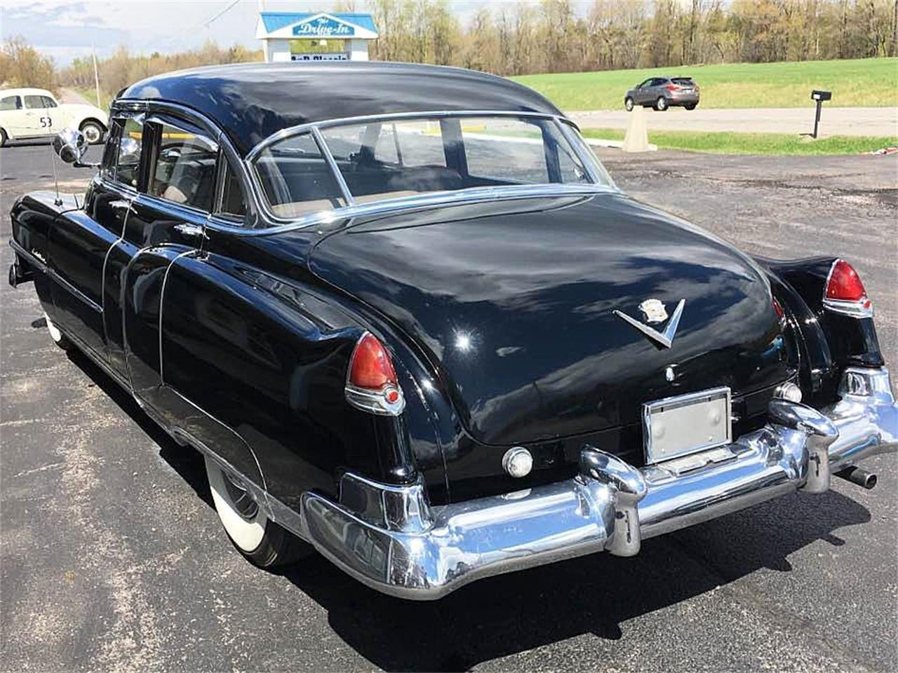 Large Picture of Classic '50 Cadillac Series 62 located in New York Offered by AB Classic Cars - L21S