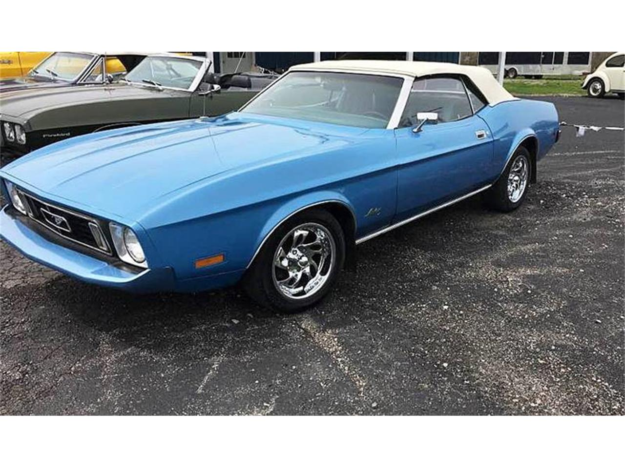 Large Picture of '73 Mustang - L21T