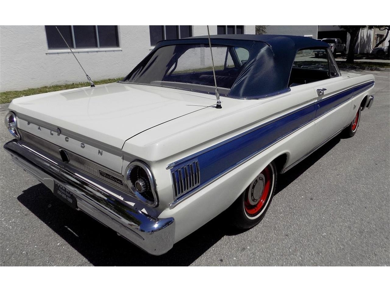 1964 Ford Falcon For Sale Cc 980247 Convertible Large Picture Of 64 L0d3