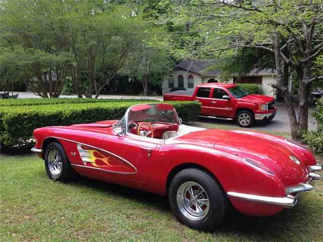 Picture of '60 Corvette - L0D9