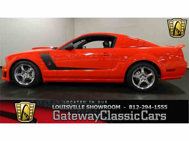 Picture of '07 Mustang - L262