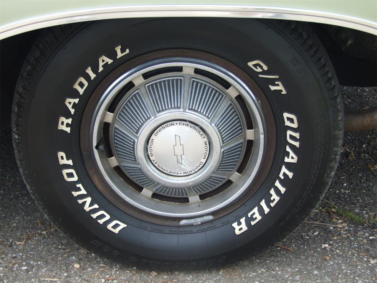 Large Picture of '69 Bel Air - L26D