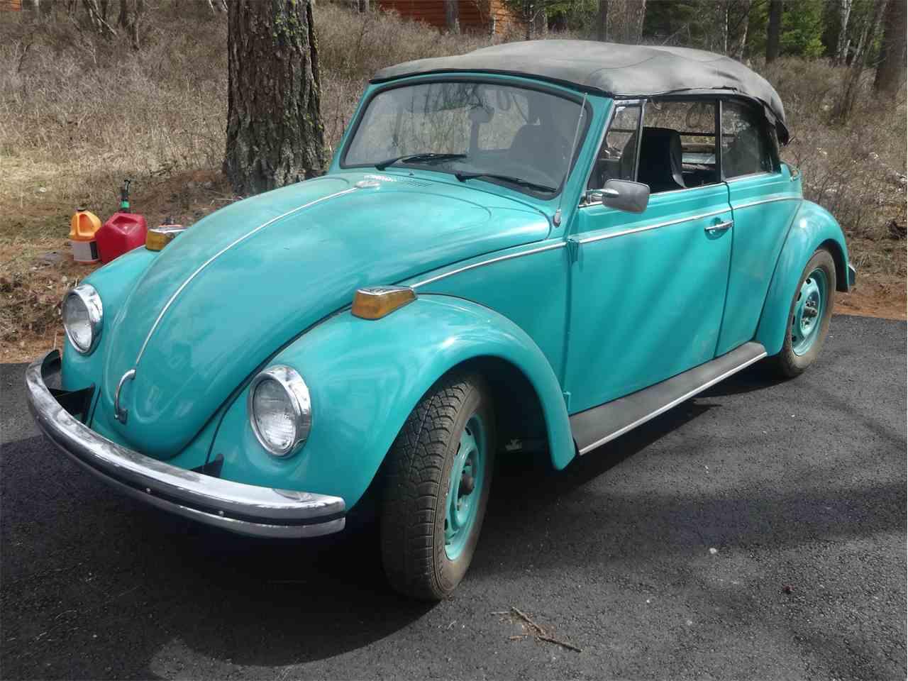 1970 volkswagen beetle for sale cc 982641. Black Bedroom Furniture Sets. Home Design Ideas