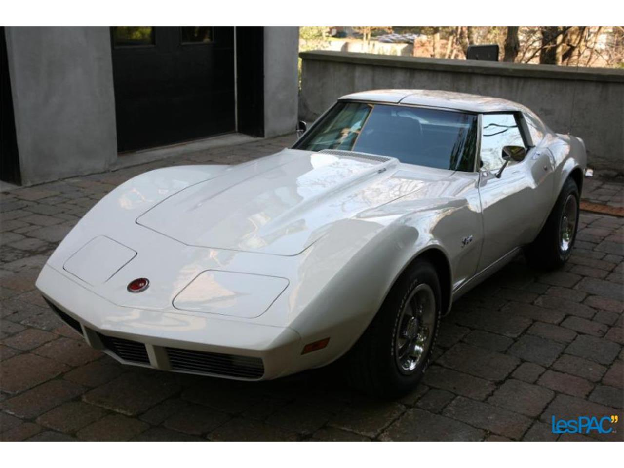 Large Picture of '73 Corvette - L28P