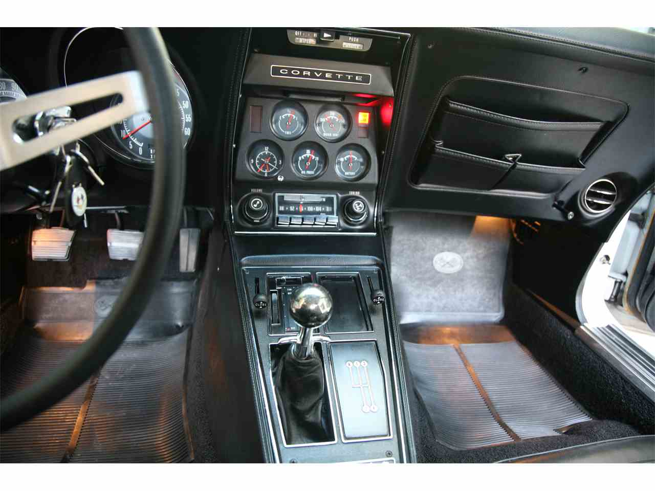 Large Picture of '73 Corvette - L28P