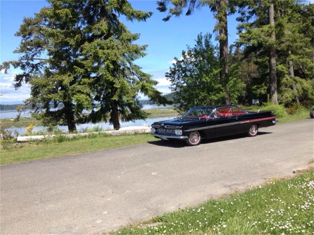 Large Picture of '59 Impala - L28Y