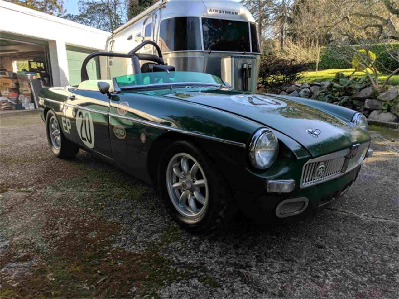 1963 MGB MK1 ROADSTER for Sale | ClassicCars com | CC-982723