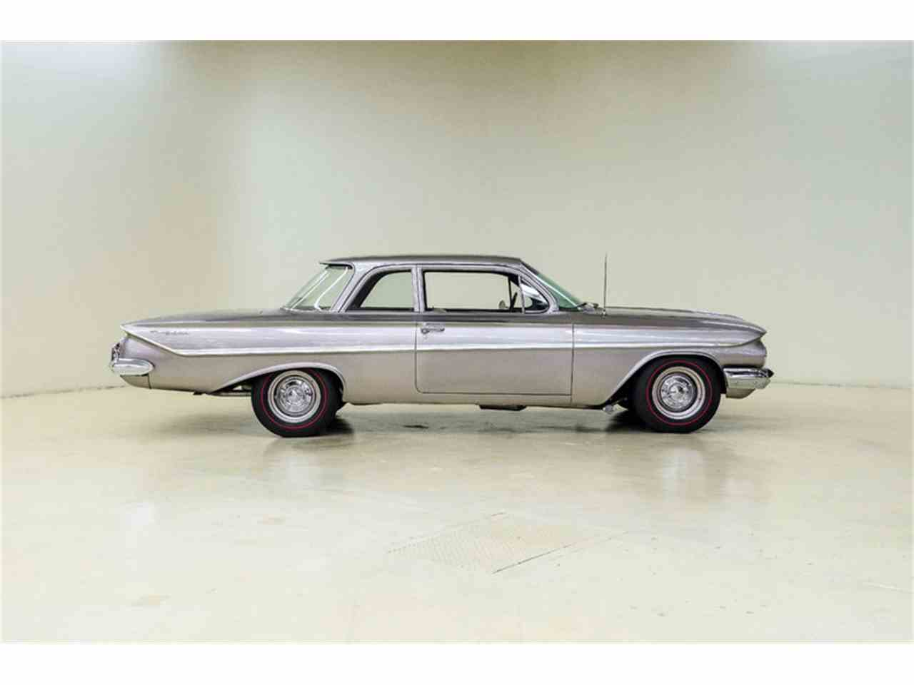 Large Picture of '61 Bel Air - L2BK