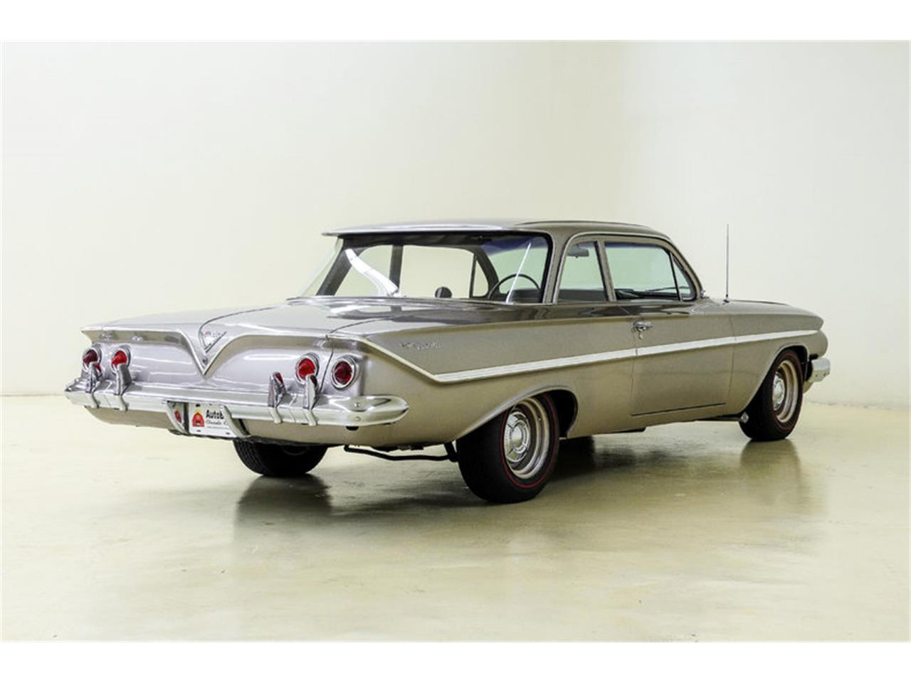 Large Picture of Classic '61 Chevrolet Bel Air - $35,495.00 - L2BK