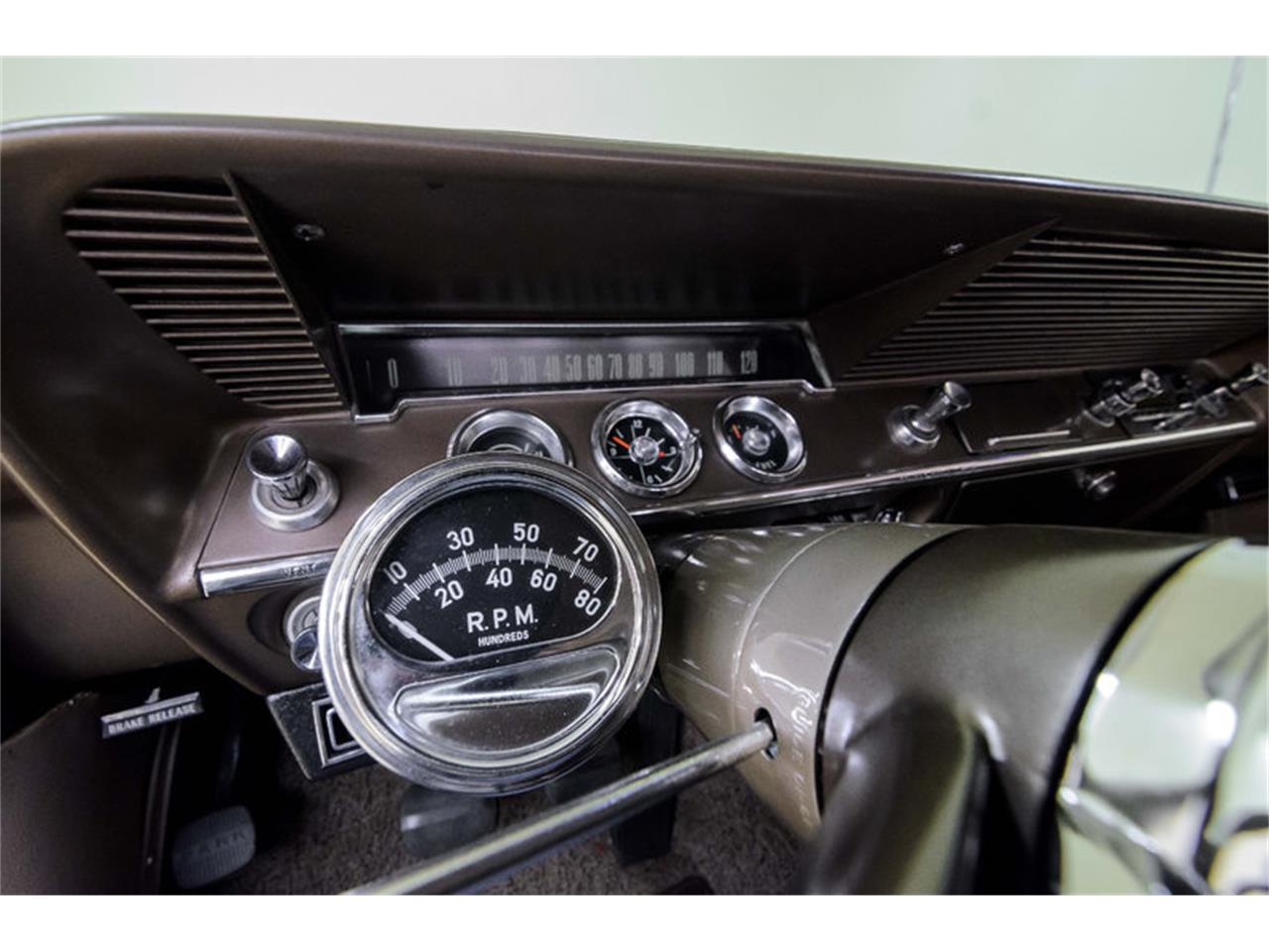Large Picture of 1961 Chevrolet Bel Air located in North Carolina - $35,495.00 - L2BK