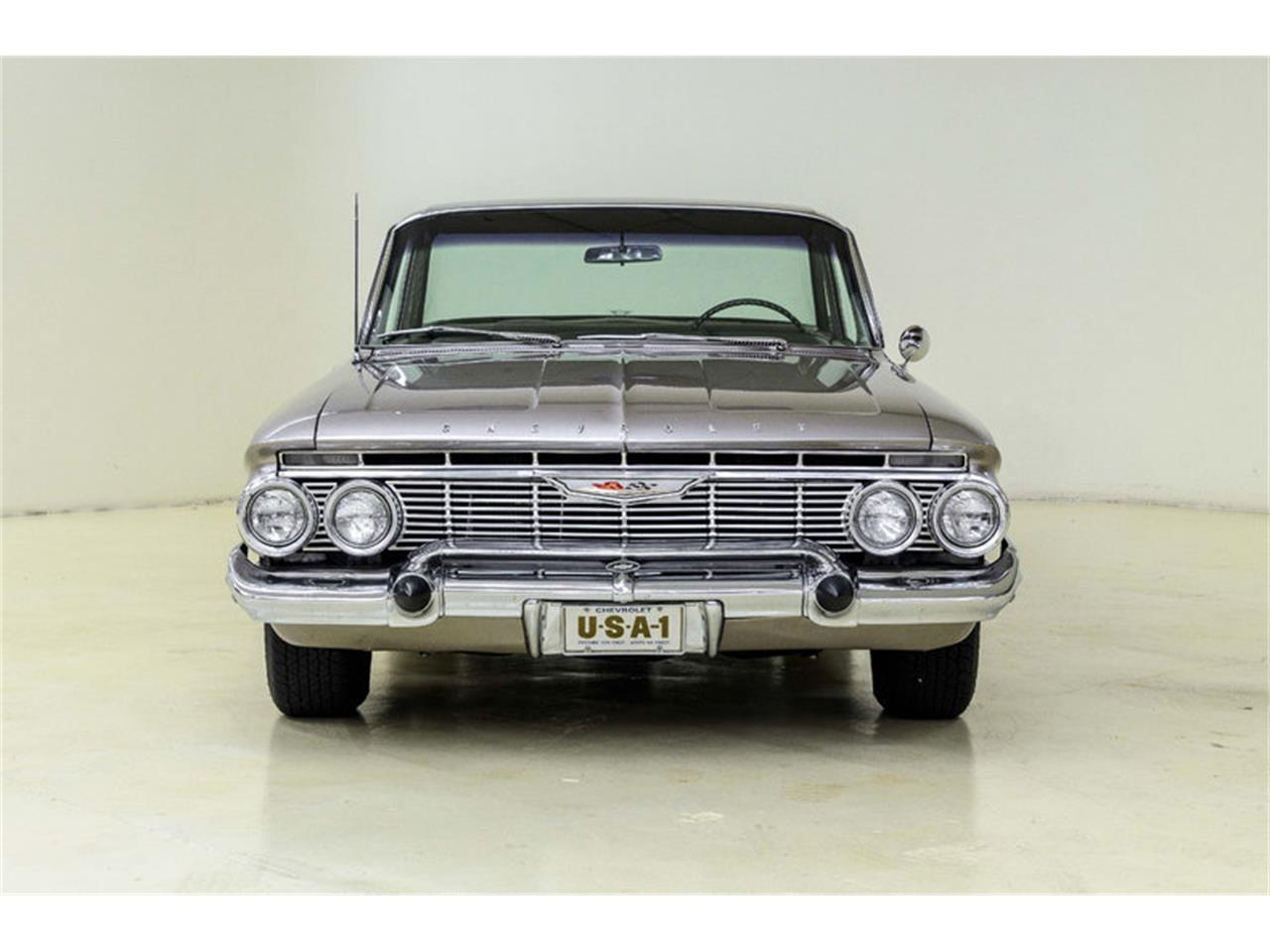 Large Picture of Classic 1961 Chevrolet Bel Air - $35,495.00 Offered by Autobarn Classic Cars - L2BK