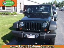 Picture of '10 Wrangler - L2BZ