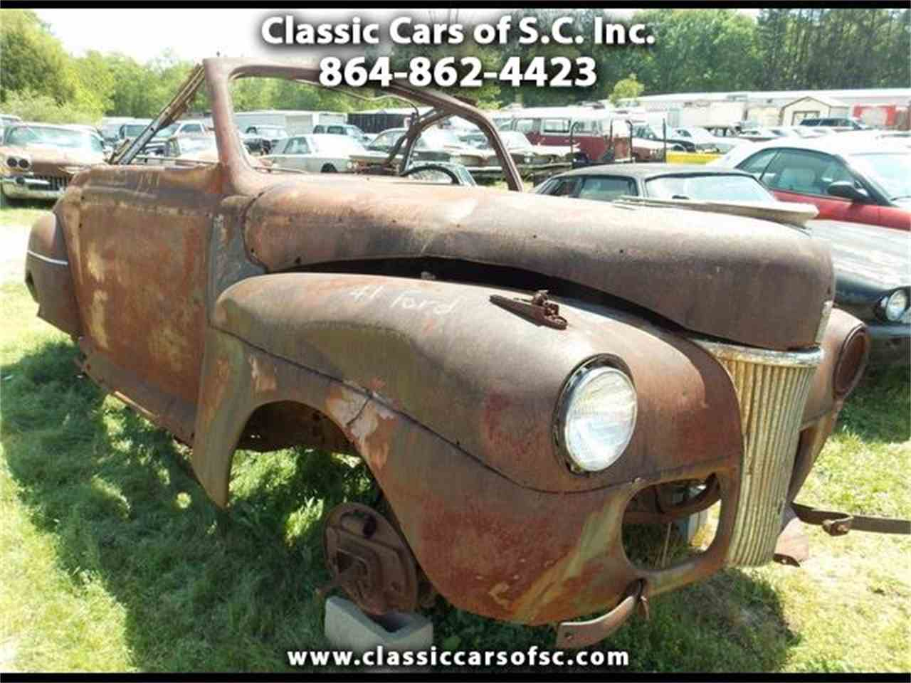 1941 Ford Convertible for Sale | ClassicCars.com | CC-982806